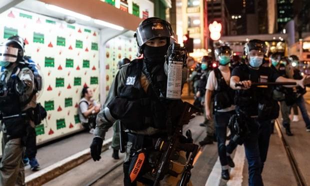 Hong Kong sẽ lập đội cảnh sát đặc biệt thực thi luật an ninh - ảnh 2