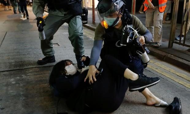 Hong Kong sẽ lập đội cảnh sát đặc biệt thực thi luật an ninh - ảnh 1
