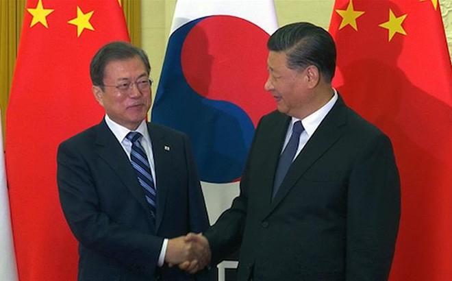Bắc Kinh sẽ trừng phạt nếu ông Moon nể ông Trump qua Mỹ dự G7? - ảnh 3