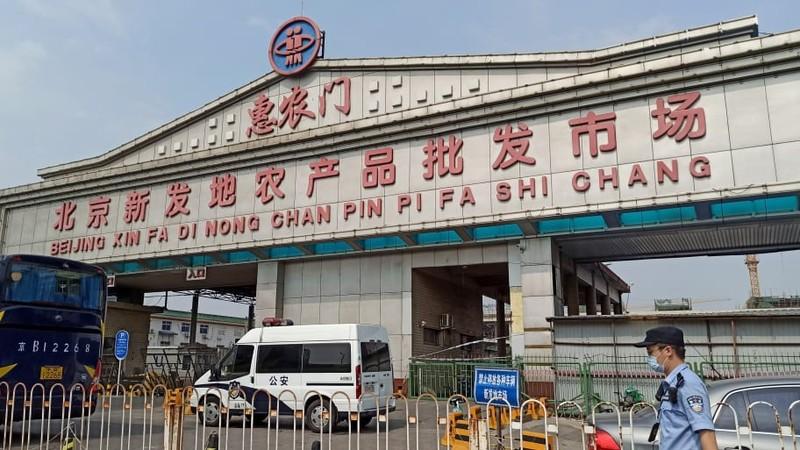 WHO báo động và điều tra ổ dịch COVID-19 mới ở Bắc Kinh - ảnh 2