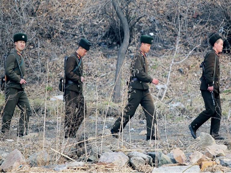 Triều Tiên tuyên bố sẽ đưa binh sĩ đến biên giới với Hàn Quốc - ảnh 1