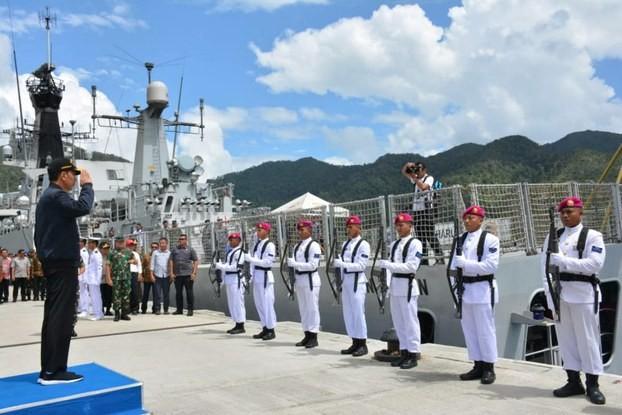 Indonesia: Không thương lượng với Trung Quốc về Biển Đông - ảnh 1