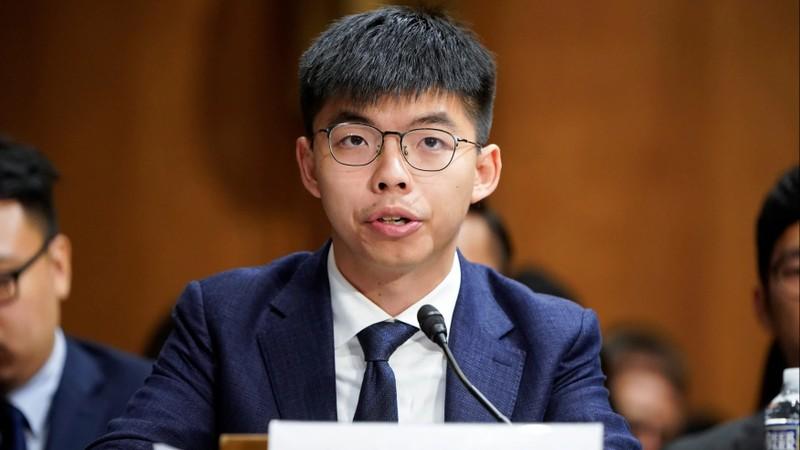 Hoàng Chi Phong nói mình sẽ là 'mục tiêu đầu' của luật an ninh - ảnh 1