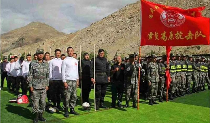Trung Quốc tuyển võ sĩ huấn luyện lính biên phòng ở Tây Tạng - ảnh 1