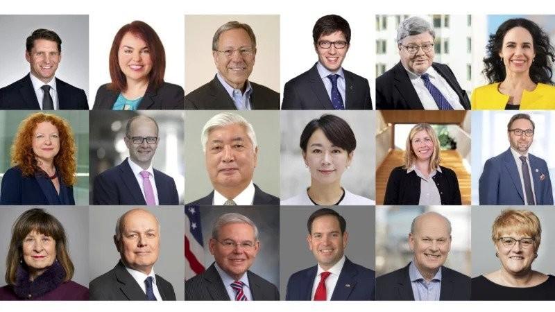 Liên minh Liên Nghị viện về Trung Quốc ra tay về Hong Kong - ảnh 1