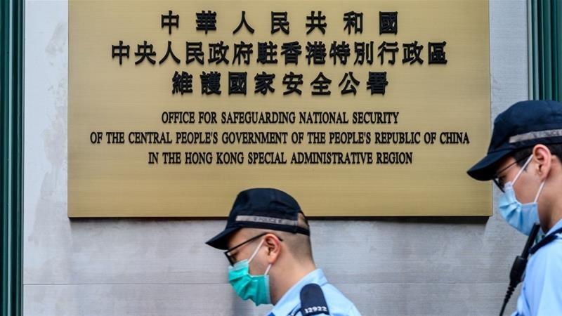Bà Lâm: Trung Quốc mở văn phòng an ninh là 'thời khắc lịch sử' - ảnh 1