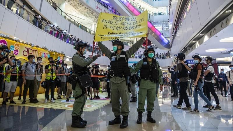 Bà Lâm: Trung Quốc mở văn phòng an ninh là 'thời khắc lịch sử' - ảnh 3