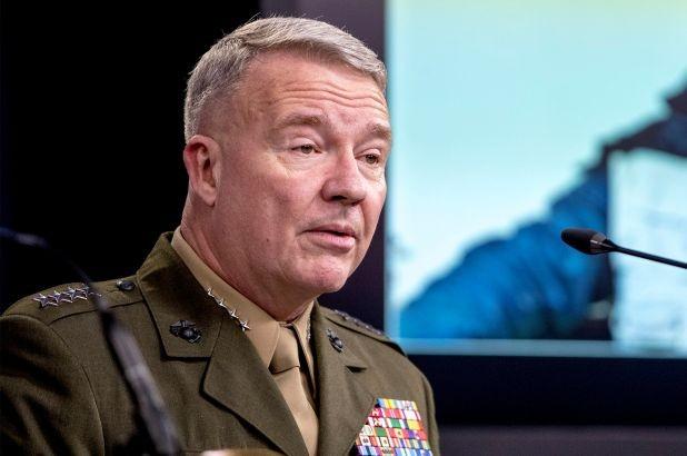 Tư lệnh Mỹ ở Trung Đông: 'Nga không phải bạn của chúng ta' - ảnh 1