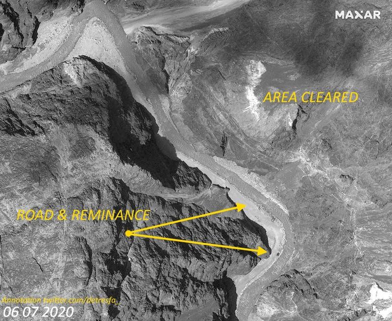 Sẽ có vùng đệm ở biên giới Ấn-Trung? - ảnh 3