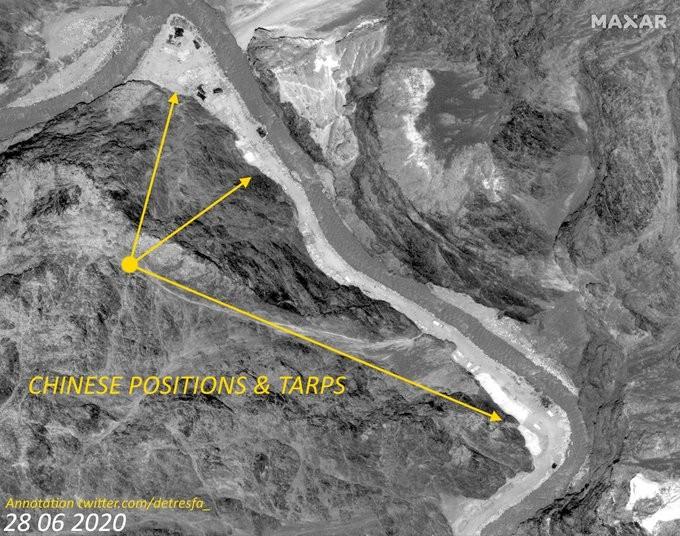 Sẽ có vùng đệm ở biên giới Ấn-Trung? - ảnh 2