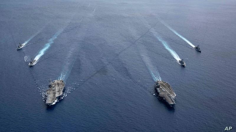 Mỹ điều tàu đến Trường Sa, không để Trung Quốc chiếm Biển Đông - ảnh 3