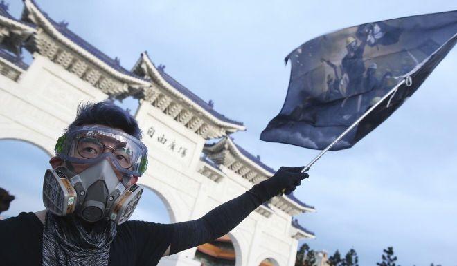 Đài Loan lo ngại số phận văn phòng đại diện mình ở Hong Kong - ảnh 2