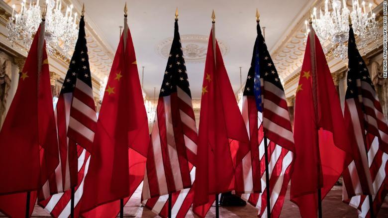 Mỹ, Trung Quốc lại 'bật' nhau dữ dội - ảnh 1