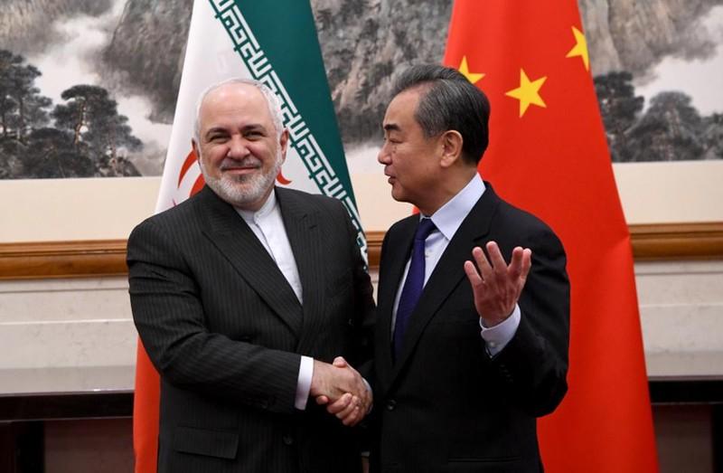 Trung Quốc tranh thủ Nga, bắt tay Iran đối phó Mỹ - ảnh 2