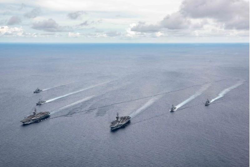 Trung Quốc nhắn ông Pompeo: Biển Đông không phải Hawaii của Mỹ - ảnh 1