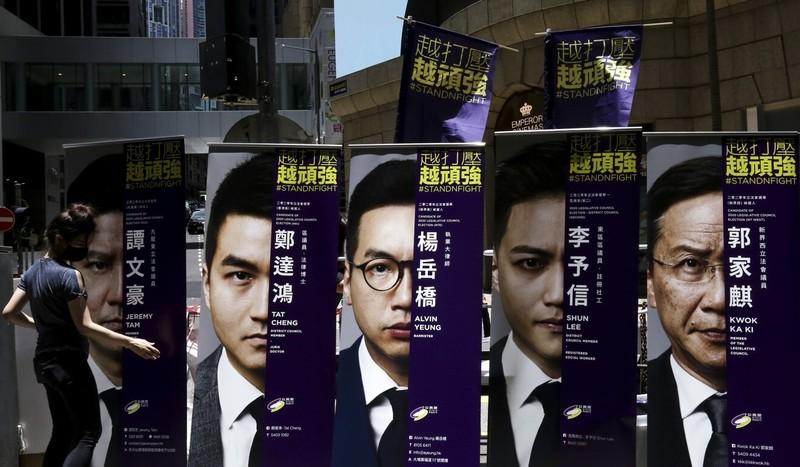 Hong Kong: Bà Lâm tuyên bố hoãn bầu cử hội đồng lập pháp - ảnh 2