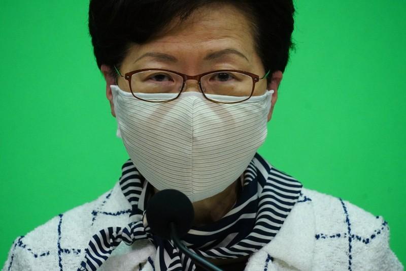Hong Kong: Bà Lâm tuyên bố hoãn bầu cử hội đồng lập pháp - ảnh 1
