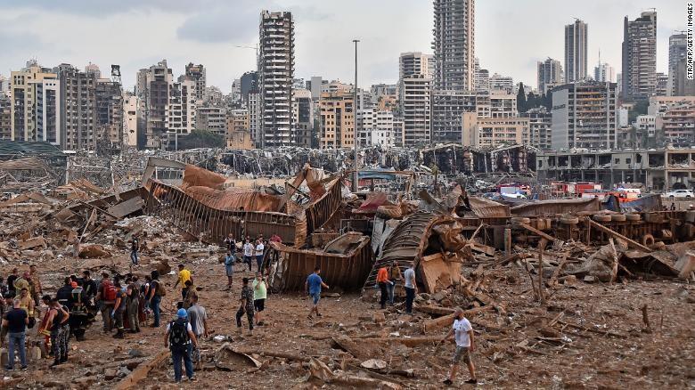 Nổ ở Lebanon: 5 ngày nữa có kết luận nguyên nhân - ảnh 1