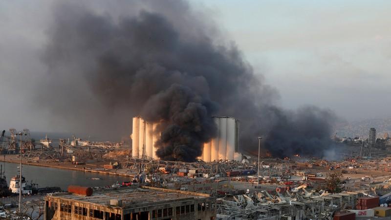 Nổ ở Beirut khủng khiếp tới nỗi nhà báo tưởng nổ bom nguyên tử - ảnh 1