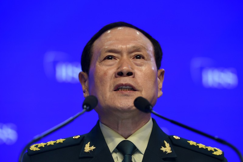 Hai Bộ trưởng Quốc phòng Mỹ-Trung điện đàm về Biển Đông - ảnh 2