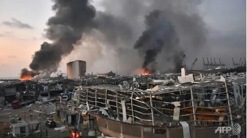 Nổ Lebanon: Quan chức hải quan từng cảnh báo chết bí ẩn - ảnh 1