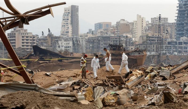 Nổ Lebanon: Quan chức hải quan từng cảnh báo chết bí ẩn - ảnh 2