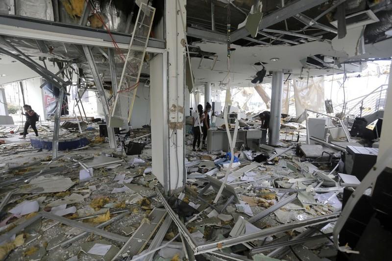 Nổ Lebanon: Quan chức hải quan từng cảnh báo chết bí ẩn - ảnh 3