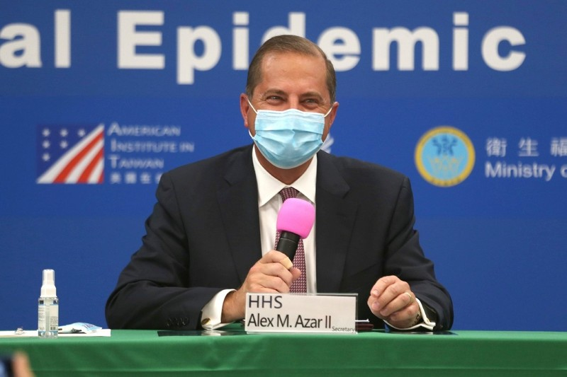 Bộ trưởng Mỹ sang thăm - cơ hội và áp lực của Đài Loan - ảnh 2