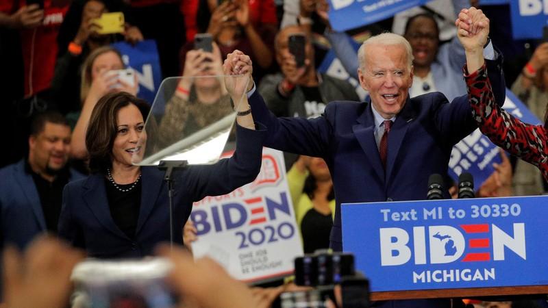 Ông Biden thông báo nhân vật ông chọn liên minh phó tổng thống - ảnh 2