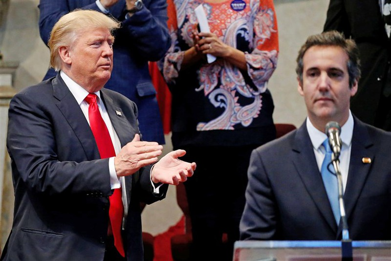 Ông Cohen hứa kể hết 'mánh khóe' của ông Trump kỳ bầu cử 2016 - ảnh 1