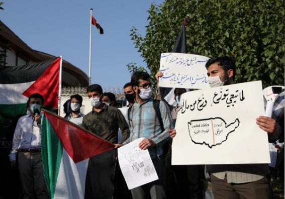 UAE triệu tập đại diện Iran, đáp trả Tổng thống Rouhani - ảnh 1