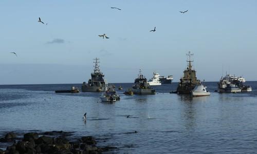 Trung Quốc tung trái phép tàu cá ra Trường Sa, Hoàng Sa - ảnh 2