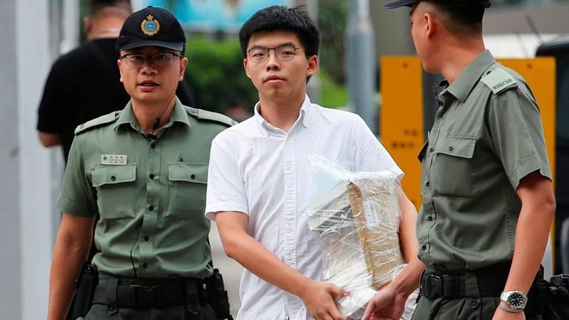 Hoàng Chi Phong: Từ khi có luật an ninh ngày đêm lo bị bắt - ảnh 1