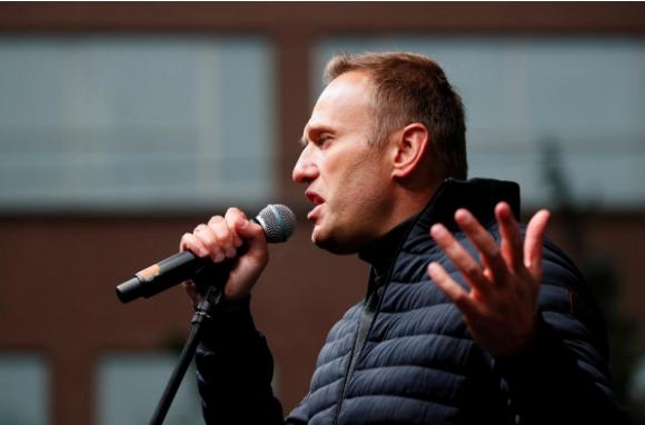 Điện Kremlin, Bộ Ngoại giao Nga cùng lên tiếng vụ ông Navalny  - ảnh 2