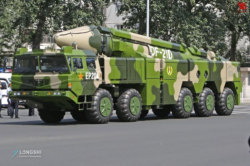 2 tên lửa Trung Quốc vừa phóng ra Biển Đông mạnh đến đâu? - ảnh 2