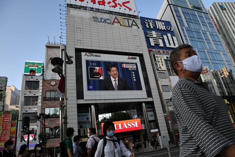 Ông Abe từ chức vì sợ bệnh tình ảnh hưởng việc ra quốc sách - ảnh 2