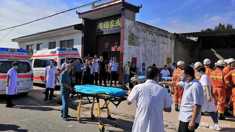 Sập nhà hàng, 29 người chết, 28 người bị thương - ảnh 3
