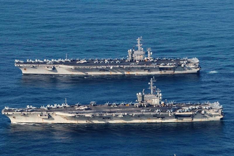Mỹ-Trung căng thẳng, Biển Đông năm 2021 sẽ thế nào? - ảnh 1