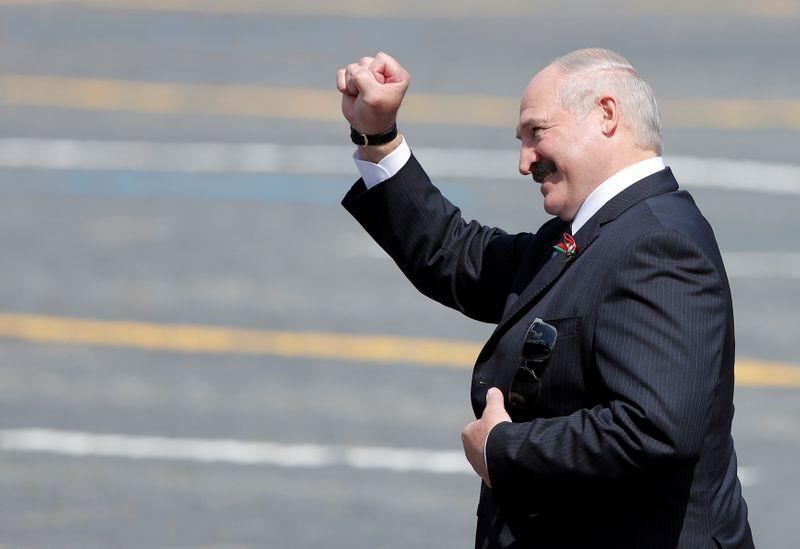 Ông Lukashenko đã đến Sochi – Nga gặp ông Putin - ảnh 1