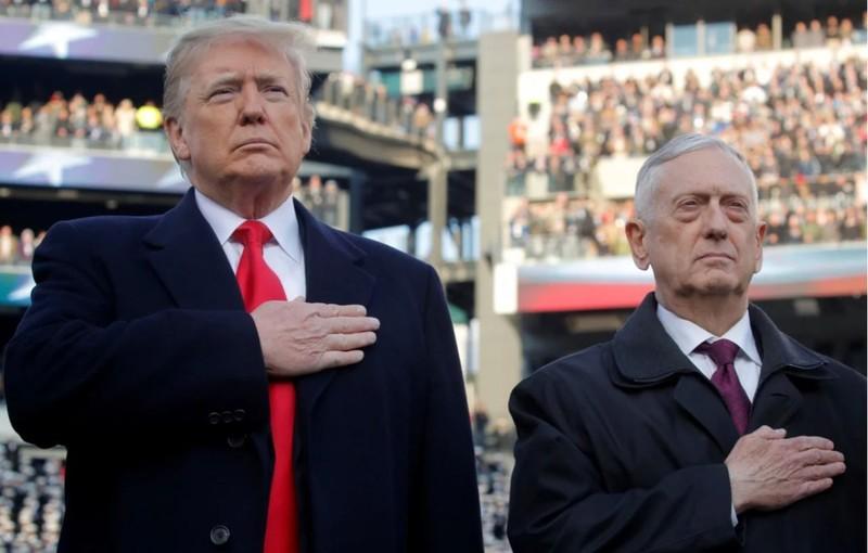 Ông Trump xác nhận từng lên kế hoạch ám sát Tổng thống Syria  - ảnh 1