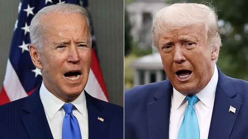 Hai ông Trump-Biden sẽ tranh luận những gì vào ngày mai? - ảnh 1