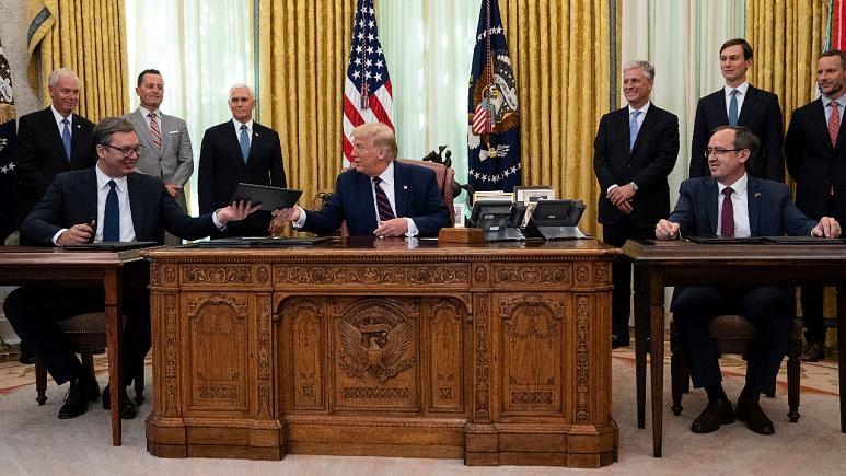 Nobel Hòa bình 2020 mới qua đã nóng đề cử ông Trump giải 2021 - ảnh 3