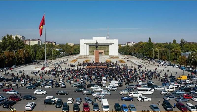 Tổng thống Kyrgyzstan từ chức, không muốn 'gây đổ máu' cho dân - ảnh 2