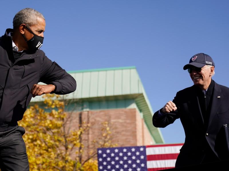 Thư ông Obama: Nước Mỹ đang chia rẽ sâu sắc và cay đắng! - ảnh 1