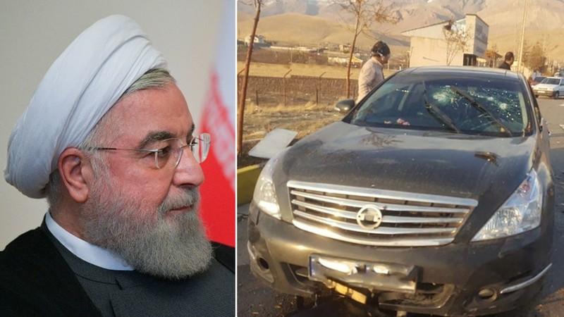 Nhà khoa học Iran bị ám sát: 'Quà nặng ký' cho ông Biden? - ảnh 2