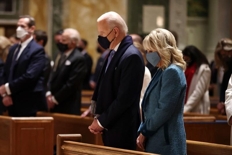 Trực tiếp: Ông Biden, bà Harris đã tuyên thệ nhậm chức  - ảnh 30