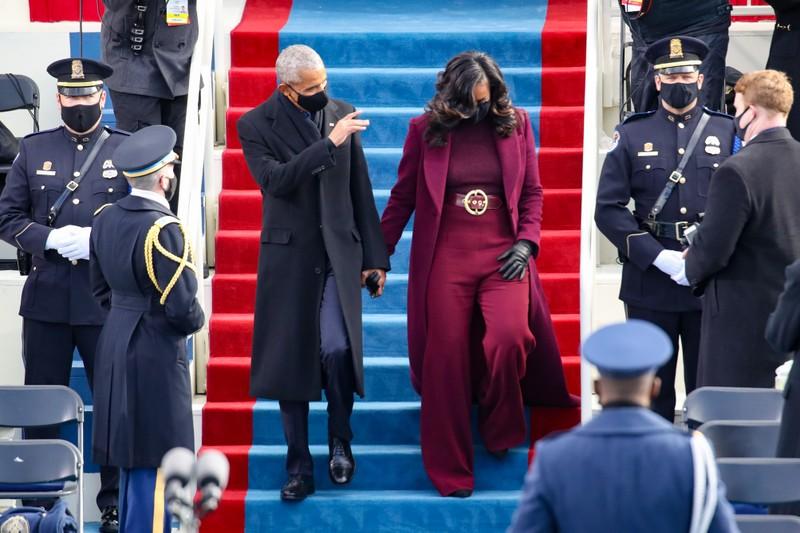 Trực tiếp: Ông Biden, bà Harris đã tuyên thệ nhậm chức  - ảnh 8