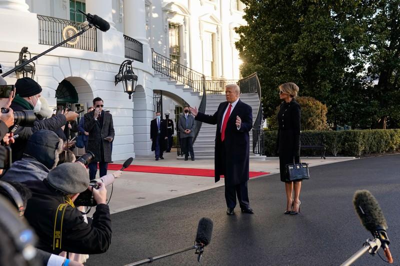 Trực tiếp: Ông Biden, bà Harris đã tuyên thệ nhậm chức  - ảnh 34
