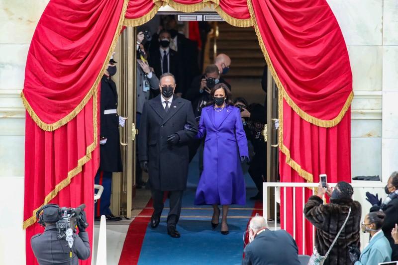 Trực tiếp: Ông Biden, bà Harris đã tuyên thệ nhậm chức  - ảnh 7