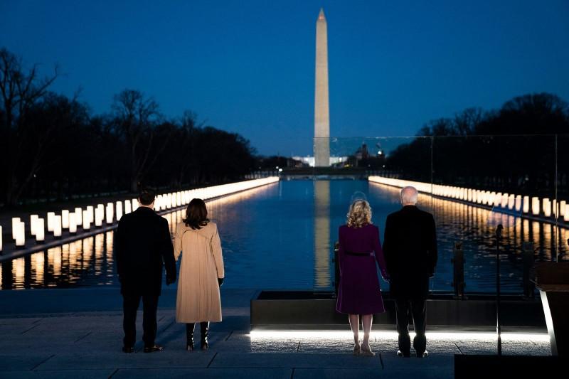 Trực tiếp: Ông Biden, bà Harris đã tuyên thệ nhậm chức  - ảnh 14